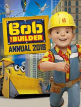 Omslag - Bob the Builder Annual 2018