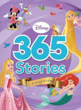 Omslag - Disney 365 Stories