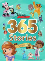 Omslag - Disney Junior 365 Stories