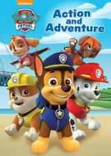 Omslag - Nickelodeon Paw Patrol Action and Adventure