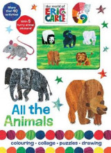 Omslag - The World of Eric Carle All the Animals