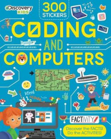 Discovery Kids Coding and Computers av Anna Claybourne (Heftet)