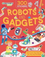 Omslag - Discovery Kids Robots and Gadgets