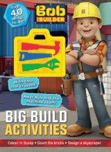 Omslag - Bob the Builder Big Build Activities