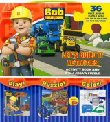 Omslag - Bob the Builder Let's Build It Activities