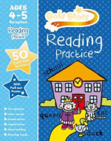 Omslag - Gold Stars Reading Practice Ages 4-5 Reception