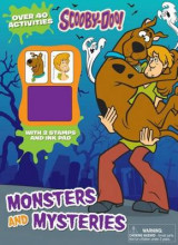 Omslag - Scooby-Doo Monsters and Mysteries