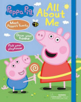 Omslag - Peppa Pig All about Me