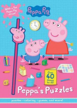 Omslag - Peppa Pig Little Piggy Puzzles