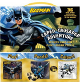 Omslag - Batman Caped Crusader Adventure