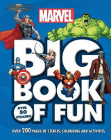 Omslag - Marvel Big Book of Fun