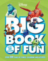 Omslag - Disney Big Book of Fun