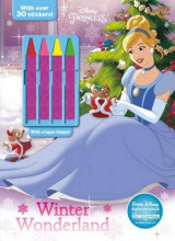 Omslag - Disney Princess Winter Wonderland