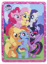 Omslag - My Little Pony Happy Tin