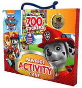 Omslag - Nickelodeon PAW Patrol Pawfect Activity Case
