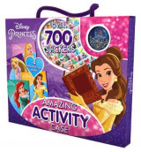 Omslag - Disney Princess Amazing Activity Case