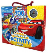 Omslag - Disney Pixar Awesome Activity Case