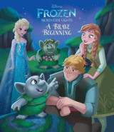 Omslag - Disney Frozen Northern Lights a Brave Beginning