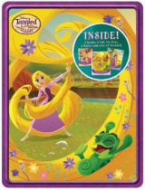 Omslag - Disney Tangled The Series Happy Tin