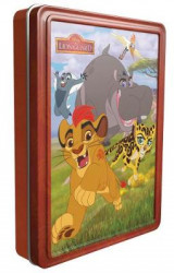 Omslag - Disney Junior the Lion Guard Happy Tin