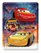 Omslag - Disney Pixar Cars 3 Happy Tin