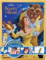 Omslag - Disney Princess Beauty and the Beast Collector's Tin