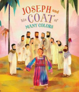 Omslag - Joseph and His Coat of Many Colors
