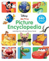 Omslag - Disney My First Picture Encyclopedia
