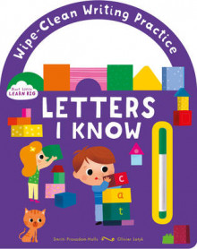 Start Little Learn Big Letters I Know av Smriti Prasadam-Halls (Blandet mediaprodukt)