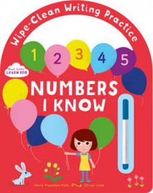 Start Little Learn Big Numbers I Know av Smriti Prasadam-Halls (Blandet mediaprodukt)