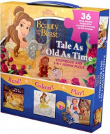Omslag - Disney Princess Beauty and the Beast Tale as Old as Time