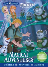 Omslag - Disney Frozen Northern Lights Magical Adventures