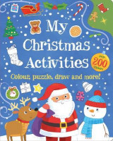 Omslag - My Christmas Activities