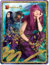 Omslag - Disney Descendants 2 Happy Tin