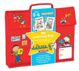 Omslag - Gold Stars My Learning Bag Ages 5-6