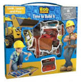 Omslag - Bob the Builder Look, Learn and Play: Time to Build