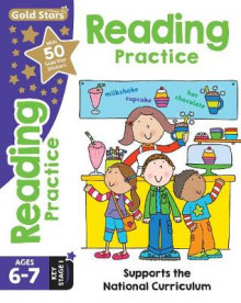 Gold Stars Reading Practice Ages 6-7 Key Stage 1 av Catherine Casey og Nina Filipek (Heftet)