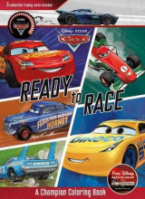 Omslag - Disney Pixar Cars Ready to Race