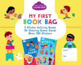Omslag - Start Little Learn Big My First Book Bag