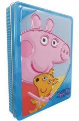Omslag - Peppa Pig Mini Collector's Tin