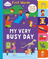 Omslag - Start Little Learn Big First Words My Very Busy Day