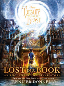 Disney Beauty and the Beast Lost in a Book av Jennifer Donnelly (Heftet)