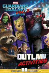 Omslag - Marvel Guardians of the Galaxy: Outlaw Activities Vol. 2