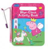 Omslag - Peppa Pig Wipe-Clean Activity Book