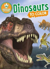 Omslag - Dinosaurs to Color