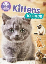 Omslag - Kittens to Color