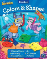 Omslag - The Learnalots Preschool Colors & Shapes Ages 3-5