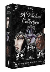 Omslag - Disney A Wicked Collection