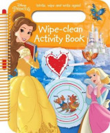 Omslag - Disney Princess Wipe-Clean Activity Book