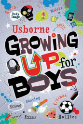Growing up for Boys av Alex Frith (Innbundet)